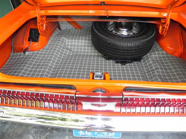 Trunk Compartment